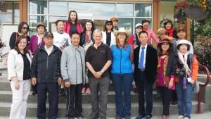 Chinese Investors FAM Tour