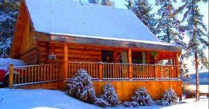 Crystal Springs Resort - Lac La Hache - Cabin 3