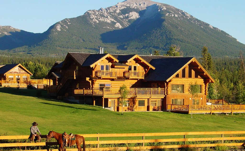 Echo Valley Ranch and Spa near Clinton BC