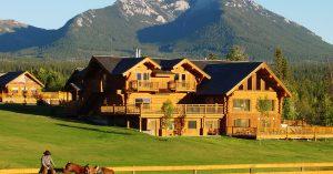 Echo Valley Ranch and Spa near Clinton BC