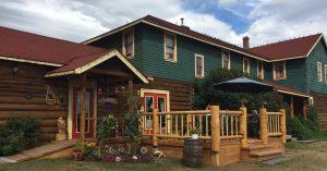 Historic Chilcotin Lodge