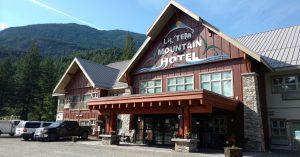 Lil'Tem Hotel in Seton Portage, BC