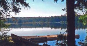 Watch Lake Lodge in the Cariboo