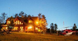 Siwash Lake Cariboo Accommodations