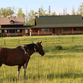 Graham Dunden Guest Ranch and B&B