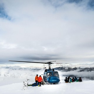 Silvertip Lodge & Heli-Skiing