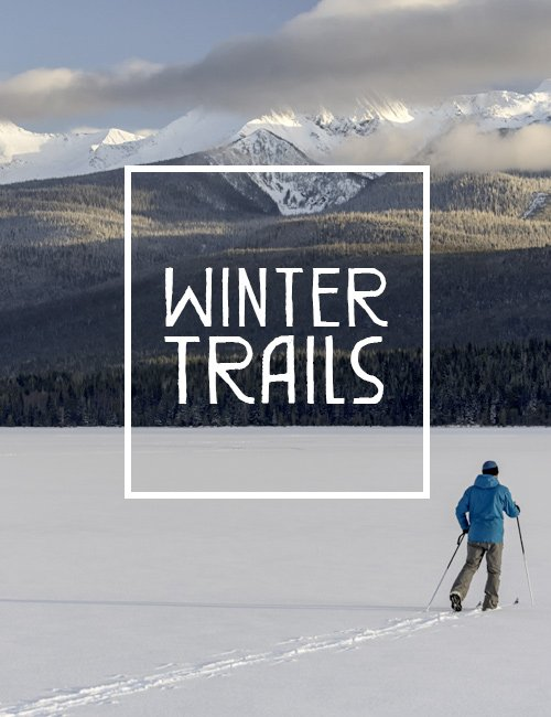 Explore Winter Trails in the Cariboo Chilcotin Coast