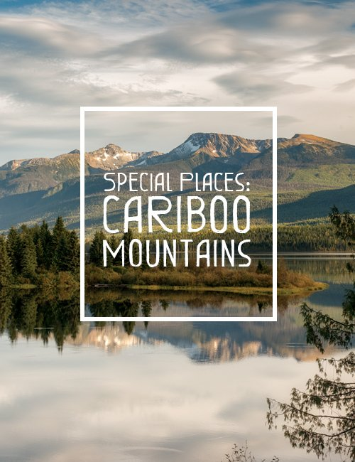 cariboo mountains