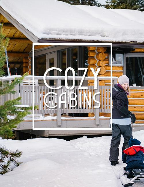 Cozy Cabins in Cariboo Chilcotin Coast BC