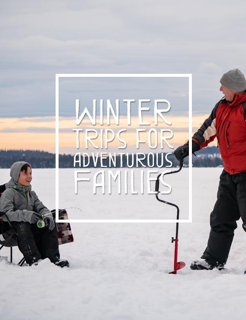 winter family trips