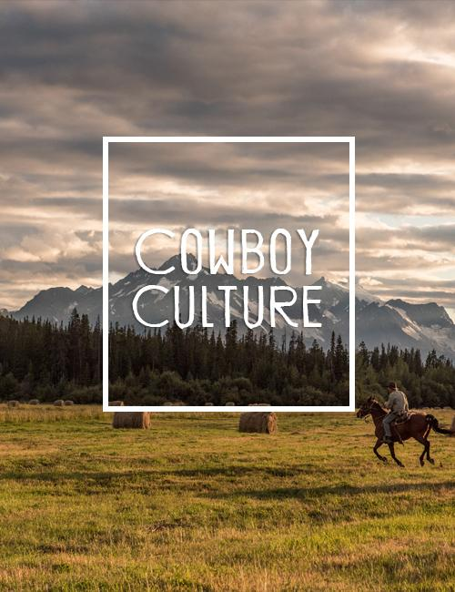 Cowboy Culture in the Cariboo Chilcotin Coast
